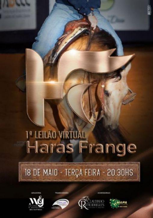 1º Leilão Virtual Haras Frange