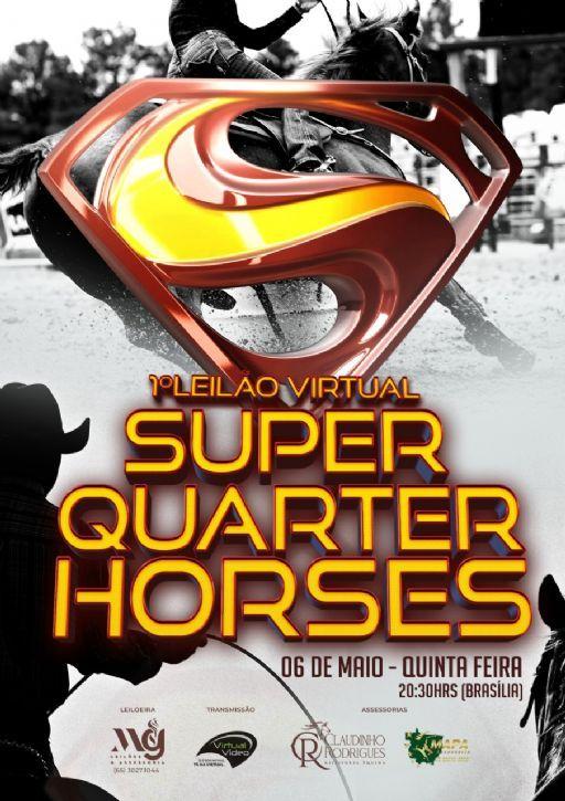 1º Leilão Super Quarter Horse